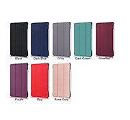 economico -telefono Custodia Per Apple Integrale iPad Air 4 (2020) 10,9 pollici Resistente agli urti Tinta unita pelle sintetica TPU