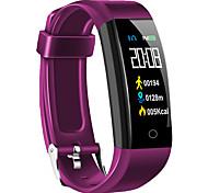 abordables -W1 B Smartwatch Montre Connectée pour Android iOS Samsung Apple Xiaomi Bluetooth Imperméable Ecran Tactile Moniteur de Fréquence Cardiaque Mesure de la pression sanguine Sportif ECG + PPG Minuterie