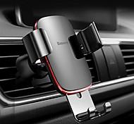 abordables -BASEUS Accroche Support Téléphone Automatique Porte-gobelet de voiture Type de boucle ABS Accessoire de Téléphone