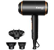 abordables -Kemei km-8896 sèche-cheveux professionnel sèche-cheveux de type marteau haute puissance pour salon de coiffure