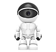 economico -ESCAM ESCAM PT205 2 mp Videocamera IP Al Coperto Supporto / PTZ / CMOS / Senza filo / Indirizzo IP dinamico  / Android