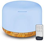 economico -Diffusore di aromi Aroma diffuser, 500ml humidifier PP ABS Marrone scuro Legno