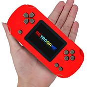 abordables -268 Games in 1 Consoles de Jeu Portative Console de jeu Mini poche portable portable Thème classique Jeux vidéo rétro avec 2 pouce Écran Enfant Adulte Garçon Fille Jouet Cadeau