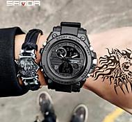 abordables -montre militaire pour hommes sports de plein air montre électronique tactique armée montre-bracelet led chronomètre étanche numérique montres analogiques