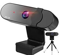 abordables -webcam hd ordinateur portable de bureau pc caméra web 2k avec microphone plug and play usb enseignement caméras informatiques de conférence en direct hd2k