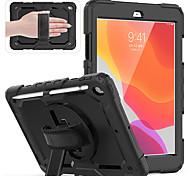 economico -telefono Custodia Per Apple Integrale iPad mini 4 7,9 pollici iPad mini 5 7,9 pollici Resistente agli urti Tinta unita Silicone PC