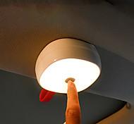 economico -baseus led luce di lettura 2 in 1 solare e cavo di ricarica per car styling luce notturna touch control lampada da soffitto per auto ricaricabile nero bianco