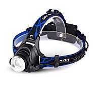 abordables -Lampes frontales à LED, lampe frontale à LED étanche à 3 modes de 10000 lumens super lumineuse pour le cyclisme, la course, la marche de chien,