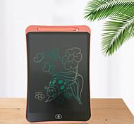 abordables -Doodle Board Dessin Flip Board Tableau d'écriture et d'apprentissage Plastique LCD Coloré Dessinez avec plaisir Enfant Garçons et filles pour des cadeaux d'anniversaire ou des cadeaux