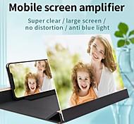 economico -Supporto per cellulare Da scrivania Cellulare Supporto regolabile Supporto da scrivania per telefono Regolabili Lente d'ingrandimento dello schermo ABS Appendini per cellulare iPhone 12 11 Pro Xs Xs