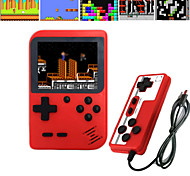 abordables -Consoles de Jeu Portative Console de jeu Rechargeable Niveau professionnel simple Mini poche portable portable Carte de jeu intégrée Thème classique Jeux vidéo rétro avec Écran Enfant Adulte Tous