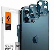 abordables -Pack de 2 Film de protection pour objectif de caméra pour iPhone 12 Pro Max iPhone 12 Mini Couvercle d'objectif de caméra en métal coloré pour iPhone 11 Pro iPhone 11 Pro Max Protecteur d'écran de caméra