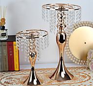 abordables -Accessoires d'hôtel vase table de mariage sirène fleur support ménage salon table arrangement de fleurs décoration