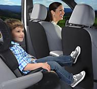 economico -1x protezione per la schiena del seggiolino auto pad tappetino anti-fango anti-sporco per auto interni anti-bambino-kick pad copre facile da pulire