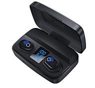 economico -B60 Auricolari wireless Cuffie TWS Bluetooth5.0 Con la scatola di ricarica per Apple Samsung Huawei Xiaomi MI Cellulare