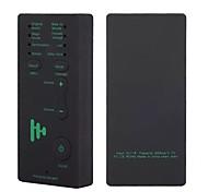 abordables -mini adaptateur de microphone multi-changeur de voix carte son audio pour la diffusion en direct wechat et chanter le jeu universel de téléphone portable pc