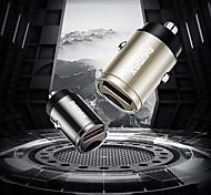 abordables -remax new lingdu qc18w charge rapide une heure de charge complète chargeur de voiture allume-cigare chargeur de voiture