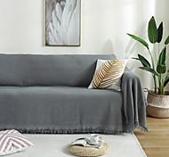 abordables -Housse de canapé Moderne Relief Mélange polyester / coton Literie