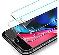 """abordables -2pack protecteur d'écran iphone pour iphone se 2020 protecteur d'écran en verre trempé compatible avec iphone se2020 film protecteur d'écran en verre 4,7 """"se2 [incassable, anti-rayures, sans bulles]"""