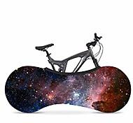 abordables -Housse de roue de bicyclette, sac de rangement de vélo d'intérieur anti-poussière, couvre-roue de vélo élastique lavable paquet de pneus de roue d'engrenage anti-rayures pour vélo adulte