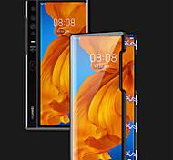 economico -telefono Custodia Per Huawei Integrale Custodia ad adsorbimento magnetico HUAWEI Mate xs Resistente agli urti Transparente Transparente Tinta unica Vetro temperato Metallo