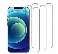 economico -Pellicola salvaschermo da 3 pezzi per iphone 12 / iphone 12 pro, [cornice di facile installazione] [adatta alle custodie] protezione per schermo in vetro temperato premium per iphone 12 / iphone 12