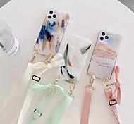 economico -telefono Custodia Per Apple Per retro iPhone 12 Pro Max 11 SE 2020 X XR XS Max 8 7 Resistente agli urti Colore graduale e sfumato Frasi famose TPU