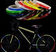 abordables -Eclairage de Velo Bande Réfléchissante Vélo Cyclisme Imperméable Durable Poids Léger 1 lm Camping / Randonnée / Spéléologie Usage quotidien Police / Militaire