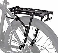 economico -hiland bike portapacchi posteriore portapacchi in alluminio portapacchi regolabile per bici elettriche con freno a disco da 20-29 pollici ibrido da strada di montagna