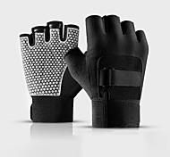 abordables -Support pour Main & Poignet Gants d'Entraînement Gants de levage de poids Des sports Cuir PU / Cuir polyuréthane Exercice et fitness Musculation Durable Poids Léger Pour Hommes Femme