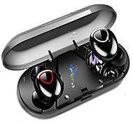 economico -LITBest M7 Auricolari wireless Cuffie TWS Bluetooth5.0 Stereo per Apple Samsung Huawei Xiaomi MI Viaggi e intrattenimento
