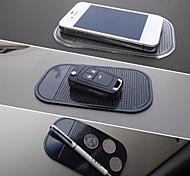 economico -accessori interni per automobili per telefono cellulare mp3mp4 pad gps tappetino antiscivolo appiccicoso per auto