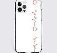 abordables -Imprimés Photos Cas Pour Pomme iPhone 12 iPhone 11 iPhone 12 Pro Max Modèle unique Étui de protection Antichoc Coque TPU