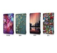economico -telefono Custodia Per Apple Integrale iPad Air 4 (2020) 10,9 pollici Resistente agli urti Cartoni animati Paesaggi Fiore decorativo pelle sintetica TPU