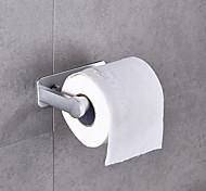 abordables -Porte Papier Toilette Design nouveau / Adorable / Créatif contemporain / Moderne Aluminium 1pc - Salle de Bain / Bain d'hôtel Barre à 1 serviette Montage mural
