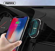 economico -Remax 10 W Potenza di uscita Caricatore senza fili Caricabatterie per auto wireless Caricatore senza fili Zero Per Apple iPhone 12 11 pro SE X XS XR 8 Samsung Glaxy S21 Ultra S20 Plus S10 Note20 10