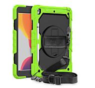 economico -telefono Custodia Per Apple Integrale iPad Pro (2020) 12,9 pollici Resistente agli urti Tinta unita Silicone PC