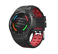economico -696 M1S Per uomo Intelligente Guarda Wi-fi Bluetooth Monitoraggio frequenza cardiaca Chiamate in vivavoce Informazioni Cronometro Pedometro Avviso di chiamata Trova il mio dispositivo Allarme sveglia