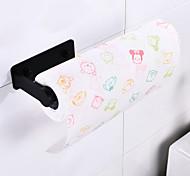 abordables -Porte Papier Toilette Design nouveau / Adorable / Cool contemporain / Moderne Aluminium 1pc Montage mural