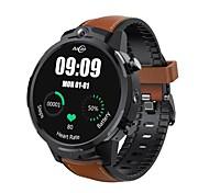 abordables -696 GT2 Unisexe Montre Connectée Bracelets Intelligents Wi-Fi Bluetooth Mesure de la pression sanguine Mode Mains-Libres Jeux Vidéos Informations Chronomètre Podomètre Moniteur d'Activité Moniteur de