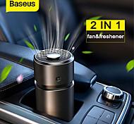 abordables -BASEUS Purificateurs d'Air de Voiture Normal Parfum de voiture Acier Inoxydable Fonction aromatique