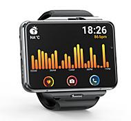 abordables -696 SW-APPLLP Unisexe Montre Connectée Wi-Fi Bluetooth Calories brûlées Mode Mains-Libres Vidéos Contrôle des Fichiers Médias Caméra Chronomètre Rappel d'Appel Moniteur d'Activité Rappel sédentaire