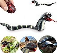 abordables -Animaux Electroniques Thème classique Serpent Animal Animaux Télécommande Jouets étranges Enfant Adulte Jouet Cadeau / 14 ans et +