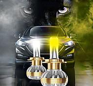 abordables -OTOLAMPARA Automatique LED Lampe Frontale H13 / 9007 / H7 Ampoules électriques 10000 lm LED Haute Performance 110 W 2 Pour Volvo / Volkswagen / Toyota Voyou / Silverado / CR-V 2018 / 2008 / 2009 2