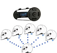 abordables -Bluetooth 4.2 Casque casque Etanche / Radio FM Moto