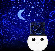 abordables -Lampe Projecteur Etoile Galaxie Projecteur de ciel étoilé Projecteur Nébuleuse Projecteur lune étoile Soirée Mariage Cadeau Plusieurs Couleurs