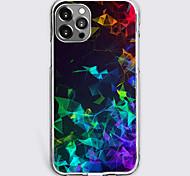 abordables -Dégradé de Couleur Mode Cas Pour Pomme iPhone 12 iPhone 11 iPhone 12 Pro Max Modèle unique Étui de protection Antichoc Coque TPU