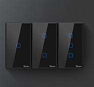 abordables -Prise intelligente T3US-TX pour Salon Facile à Installer Wi-Fi 100 V