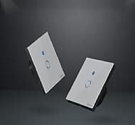 abordables -Prise intelligente SONOFF Touch pour Salon Facile à Installer Wi-Fi 100 V