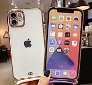economico -telefono Custodia Per Apple Integrale iPhone 12 Pro Max 11 SE 2020 X XR XS Max 8 7 Transparente Trasparente Transparente Silicone Gel di silice